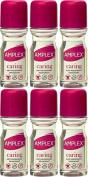 Amplex Ladies Deodorant Roll On Caring 60ml x 6 Packs