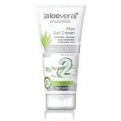 aloevera2 aloe gel cream moisturises and soothes sensitive skin 150 ml
