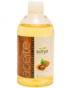 Cold Pressed Sweet Almond Oil For Skin, Face And Hair Is A 100% All Natural Therapeutic Massage Oil Use Alone Or With Massage Essential Oils. 500ML
