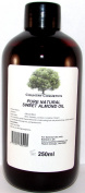 Pure Natural Sweet Almond Oil 250ml incl. Free Pump Dispenser