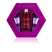 Baylis & Harding Midnight Fig and Pomegranate Tin - 3-Piece