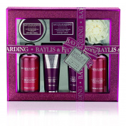 Baylis & Harding Midnight Fig and Pomegranate Tray Set