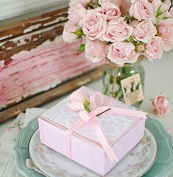 Luxury Beauty Box & Fresh Flowers Bouquet Hamper