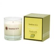 Sandrine & Jo Sage Luxury Soya Candle White