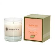 Sandrine & Jo Women's Portokalia Luxury Soya Candle White