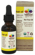 Balanced Guru No Frizz Balancing Oil, 30ml