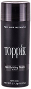 Toppik Hair Building Fibres Black 27.5 g