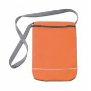 School messenger bag A4 size with shoulder strap college travel