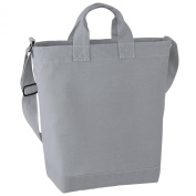 New Bagbase Unisex Canvas Day 15L Shopping Carry Shoulder Hand Bag