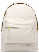 Mi-Pac Gold Tumbled Cobalt Cream Backpack White