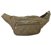 Haute For Diva's New Womens Faux Leather Pu Patent Stud Holiday Fanny Pack Travel Bum Bags Grunge
