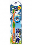 spazzolino per bambini soft 6 anni +