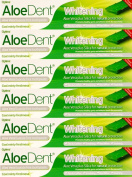 Aloe Dent Whitening Toothpaste 100ml x 6 Packs