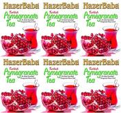 Hazer Baba Turkish Pomegranate Tea 250g x 6 Packs