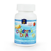 Nordic Naturals Childrens DHA - Pack of 180 Capsules