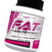Fat transporter 180caps - Quick Fat Loss Combo - no coffein - Fat burner - Weight Loss - Trec Nutrition