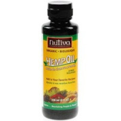 Nutiva Organic Hemp Oil 236ml
