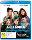 ALEXANDER AND THE TERRIBLE, HORRIBLE, NO GOOD, VERY BAD DAY (2014) (BVI) - BD [Blu-ray] [Region B] [Blu-ray]