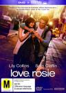 LOVE ROSIE - UV (NZ O/T) [DVD_Movies] [Region 4]