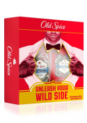 Old Spice Wolfthorn Shower Gel and Deodorant Pack