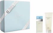 Dolce & Gabbana Light Blue Gift Set Female EDT 25 ml and Body Cream 50 ml