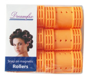 *NEW*Hair Rollers PROFESSIONAL SNAP ON MAGNETIC (X LARGE) All Sizes - Set Hair Dry or damp