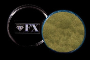 32g Diamond FX Metallic Face Paint - Bronze Green