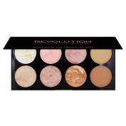 Makeup Revolution Ultra Blush and Contour Palette Golden Sugar