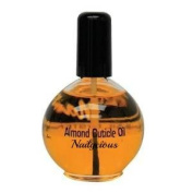 Almond cuticle oil 75ml /2.5oz salon size, professional size