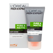 L'Oreal men expert Pure & Matte Anti-Shine Hydrating Gel 50ml