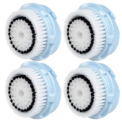 Replacement Brush Head Delicate Skin for Clarisonic MIA & MIA 2, PRO, PLUS Facial Cleansers