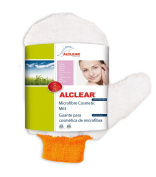 ALCLEAR 200805GS Microfibre Cosmetic Mitt