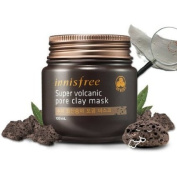 Innisfree Super Jeju Volcanic Pore Clay Mask(Super) [Misc.]