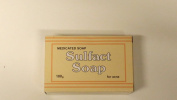 Sulphur soap twin pack 10 % Sulphur content 2 x 100g Best Deal
