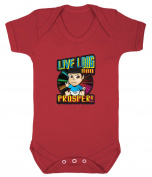 Live Long and Prosper Babygrow