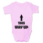 Bang Tidy Clothing Babies This Way Up Baby Grow