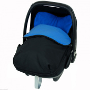 iSafe Buddy Jet Carseat Footmuff - Navy