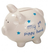 NEW - MY 1ST PIGGY BANK / MONEY BOX