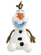 Ani Mei 25cm Plush Frozen Olaf Snowman Light & Sound