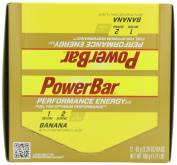 Powerbar Performance Energy Bar, Banana, 70ml Bar