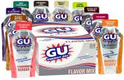 GU Energy Gel Mixed Flavours 24 pckts