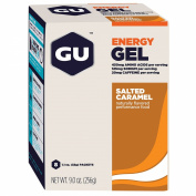 GU Energy Labs Roctane Ultra Endurance Energy Gel Salted Caramel 8 pckts