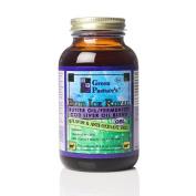 Green Pasture - Blue Ice Royal Butter Oil & Fermented Cod Liver Oil Blend - GEL- Naturel - 240 ml