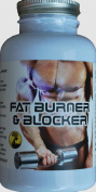 FAT Blocker Burner for Men and Women GET RIPPED Muscle Growth BodyBuilding Fat burner, (1 month supply) , how can i get 6 packs