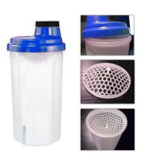 Mammoth XT Plastic Shaker for Protein Powder Supplements