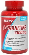L-Carnitine, 1000mg - 180 caps by MET-Rx M