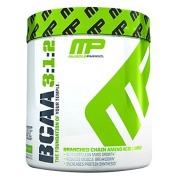 Muscle Pharm 215g Watermelon BCAA Supplement