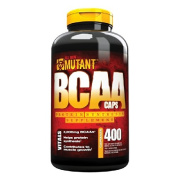Mutant BCAA Caps - Pack of 400 Capsules