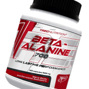 Beta-Alanine 700 - 60caps - LONG LASTING PERFORMANCE -TREC NUTRITION