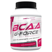 Trec Nutrition - BCAA G-Force - 360 capsules / 60 portions - Amino Acids Recovery Matrix With L-Glutamine